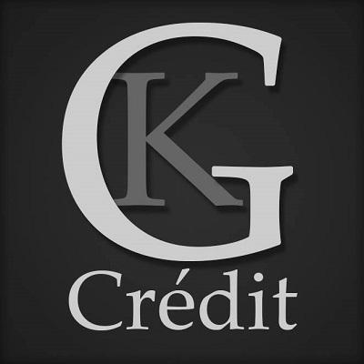 KG Crédit Logo